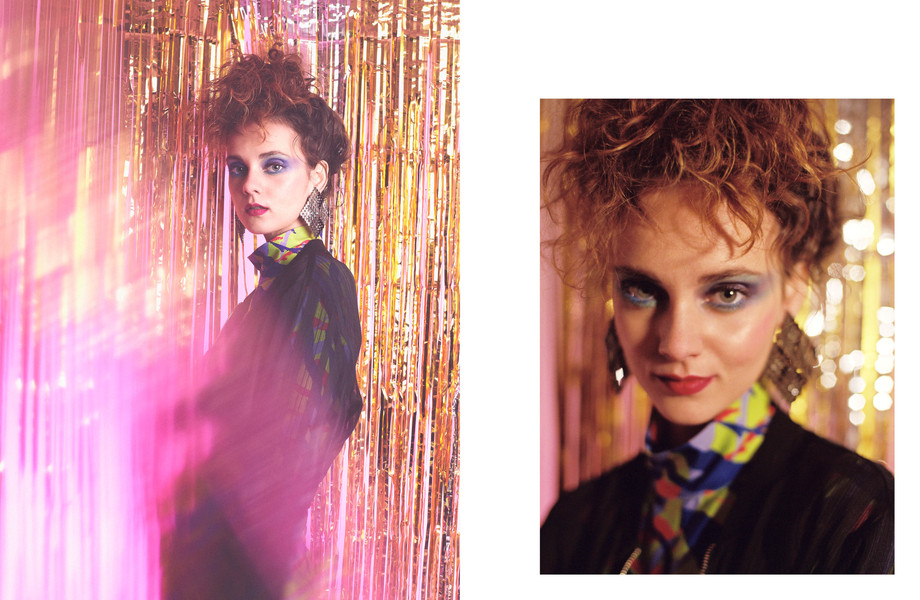 Editorial GLAM 80's