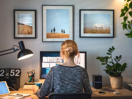 Tips voor het inrichten van een thuiswerkruimte