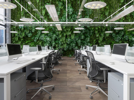 Tips voor het inrichten van uw kantoorruimte