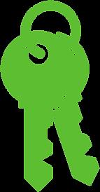 icoon sleutel
