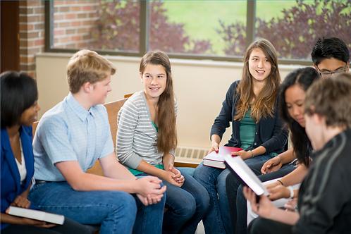 Meet once a week-teenager Group Class