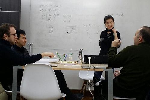 Mandarin Pronunciation workshop