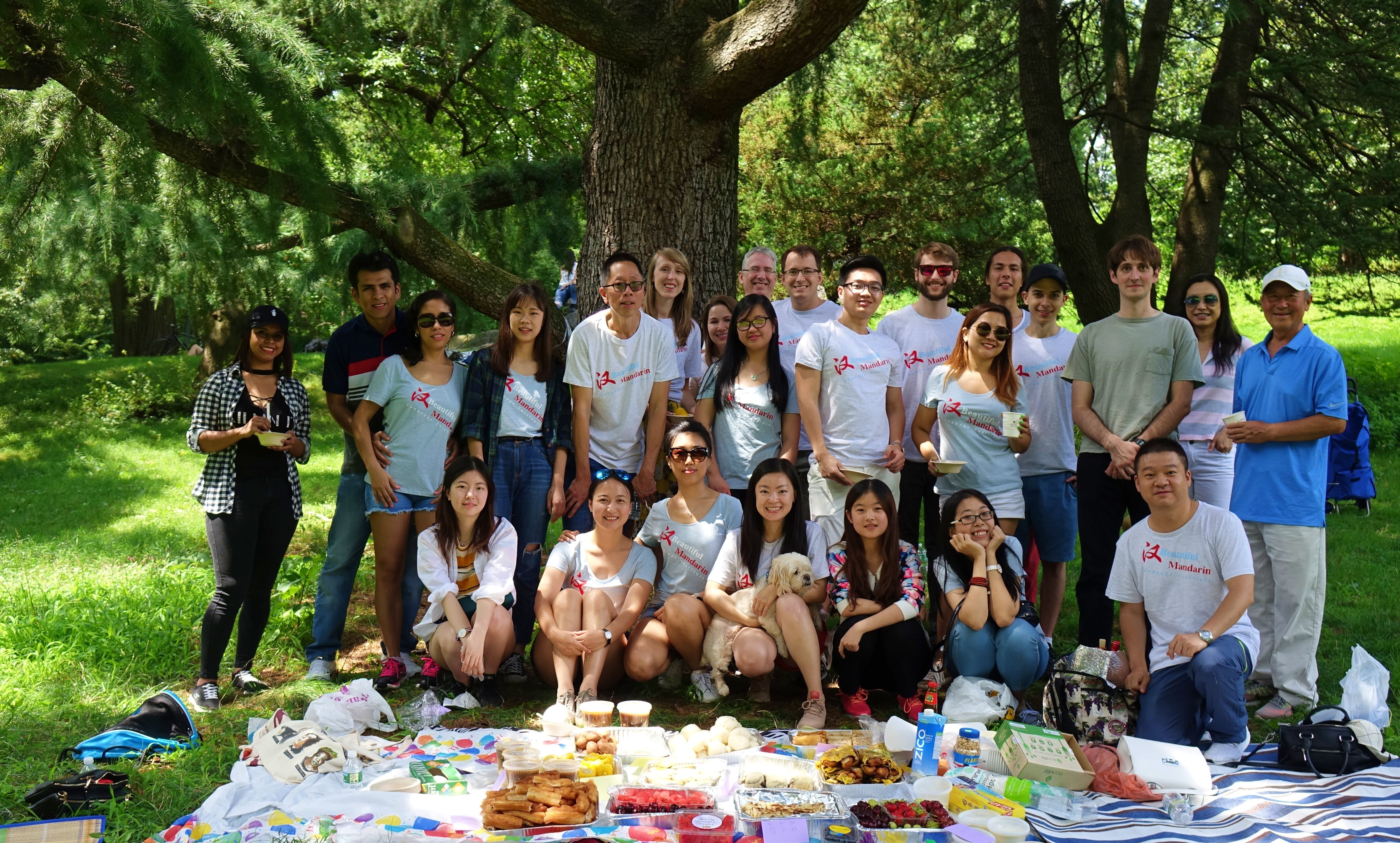 Chinese Party Photo 001