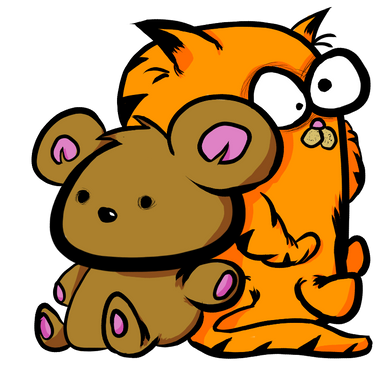 Garfield And Pooky.png