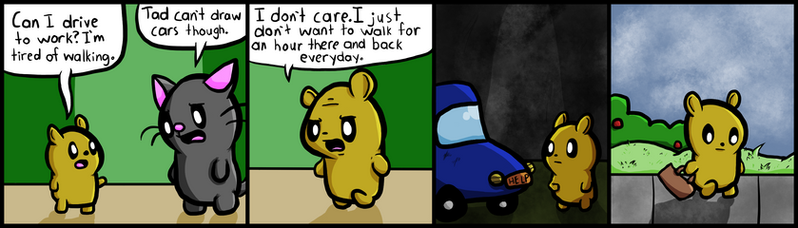 A Drive