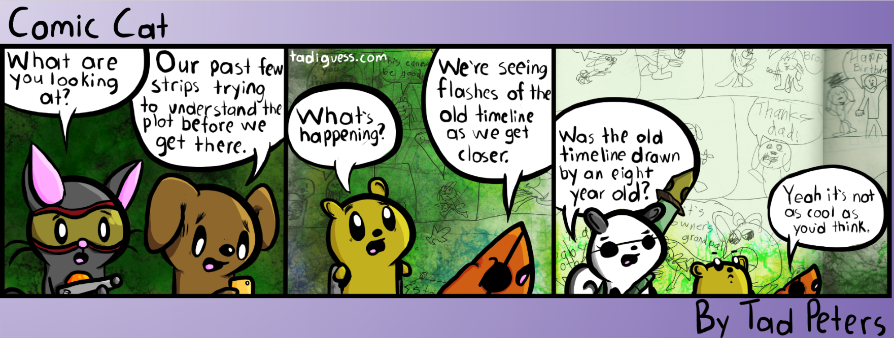 Timeline Split