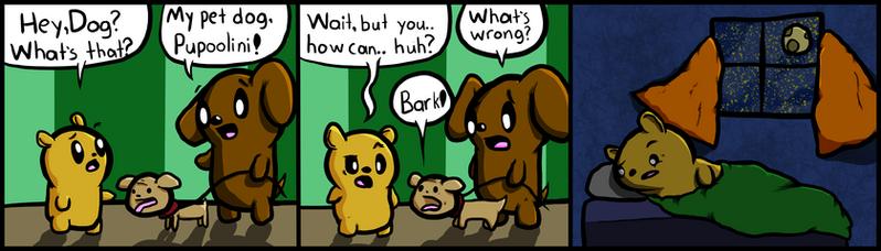 Dog With A Dog