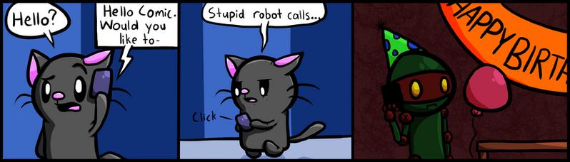 Robot Calls