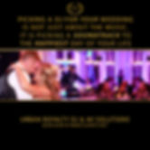 urban royalty events wedding packages dj hire uplights