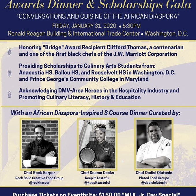 DMVbrw Awards Dinner and Scholarship Gaga