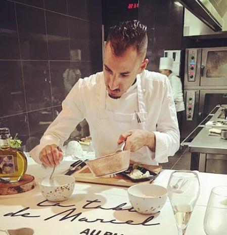 Chef Selim - Cours de cuisine