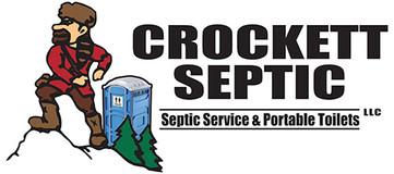 Crockett logo with blue port-a-potty-HOR