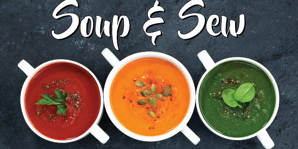 Soup & Sew - November