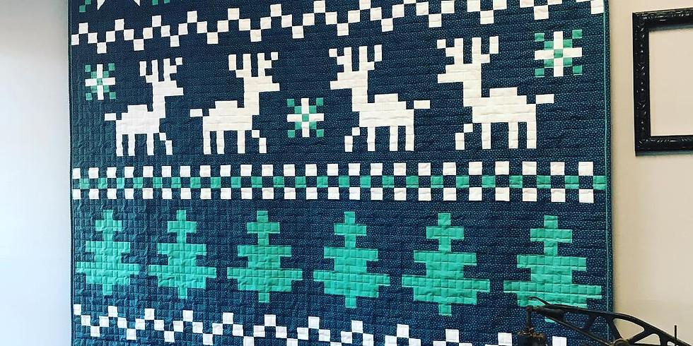 Christmas Quilt Show