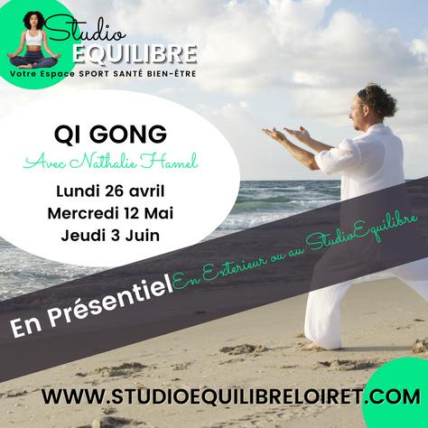Découverte du Qi Gong