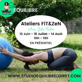 Ateliers FiT&ZeN