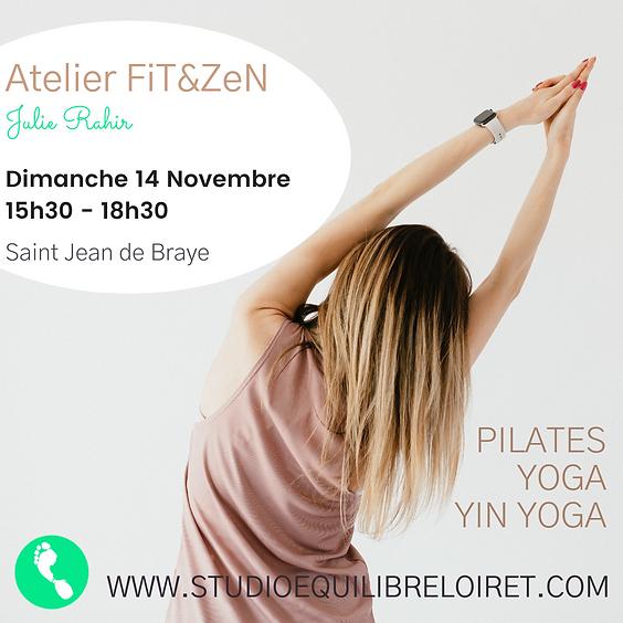 ATELIER FiT&ZeN - Yoga Pilates et Yin Yoga