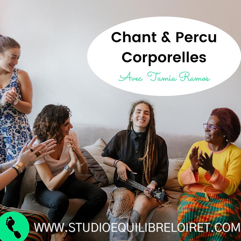 Cours découverte de Chant et de Percussions Corporelles