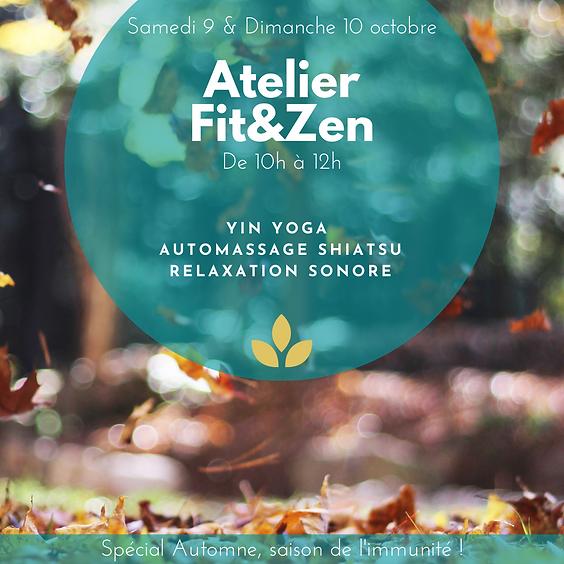 ATELIER Fit&Zen - Saison Automnale - Gruissan