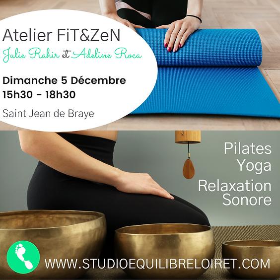 ATELIER FiT&ZeN - Pilates Yoga et Sonothérapie