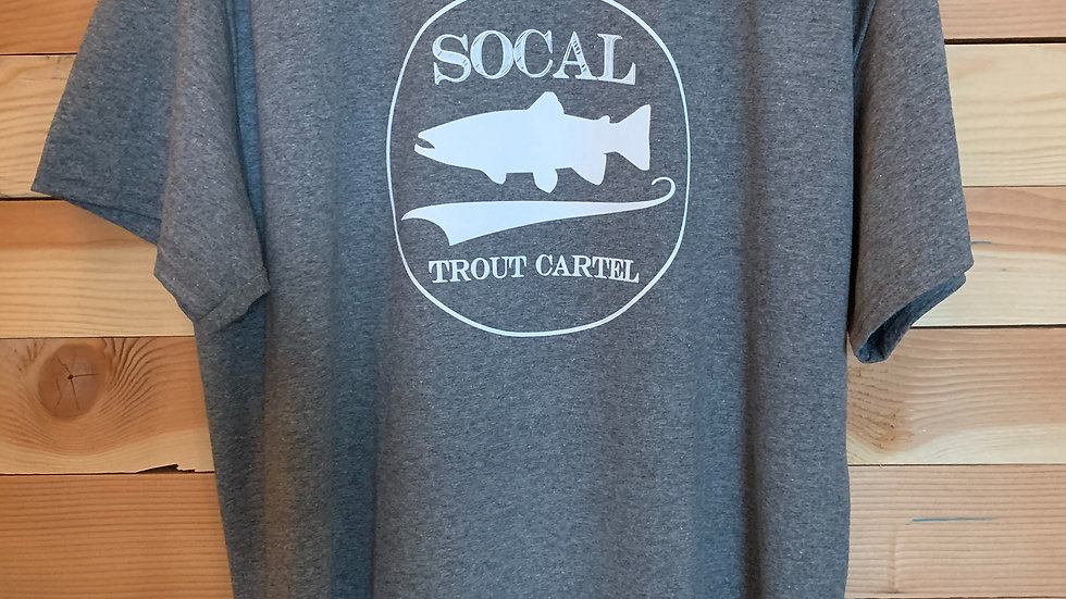 "SoCal Trout Cartel ""Money"" tee"