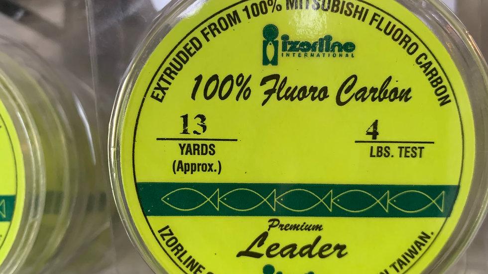 Izorline Fluorocarbon 13 yards leader line