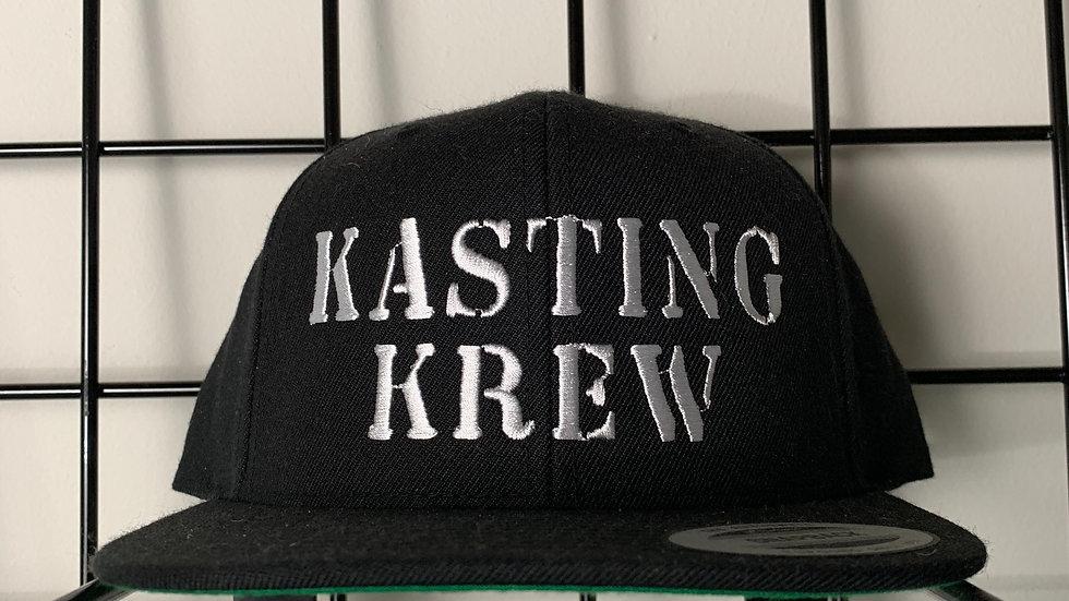 Black Kasting Krew SnapBack