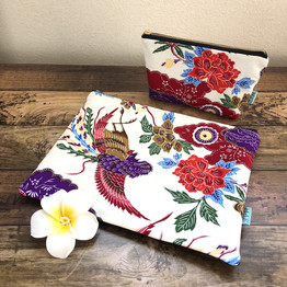 MAR pouch & clutch bag