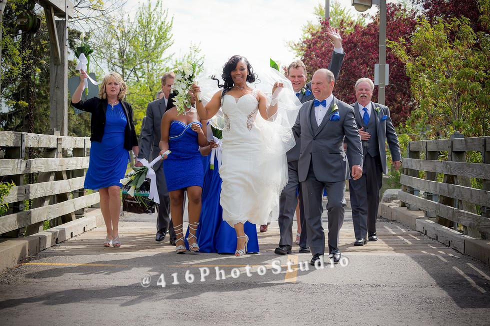 D&C's Wedding