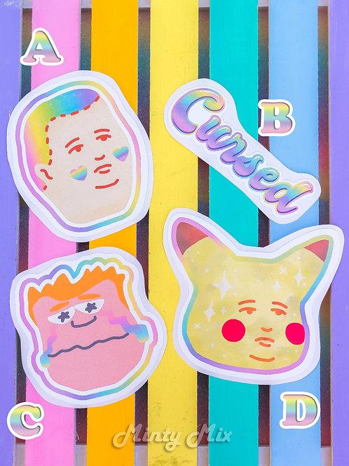Happy Stickers vol. 2