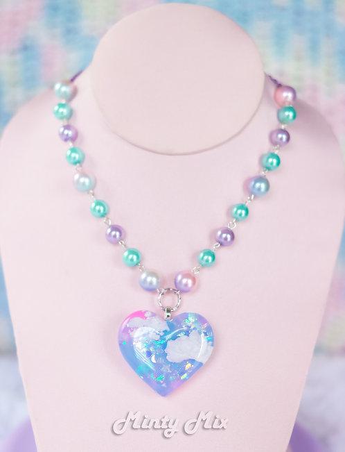 Pastel Skies Necklace 3