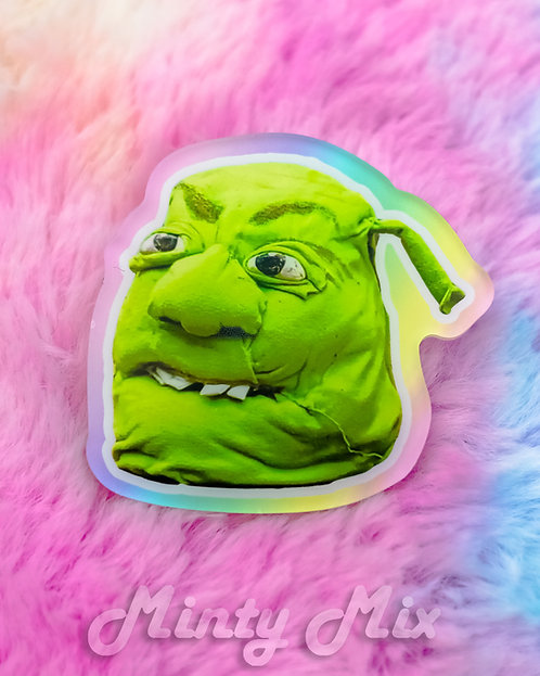 Cursed Head Pin