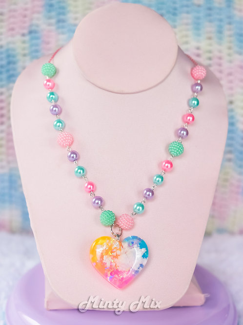 Pastel Skies Necklace 1