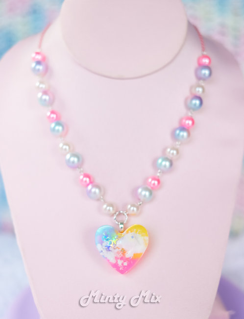 Pastel Skies Necklace 2