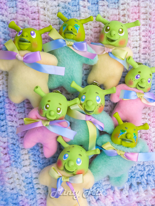 Bebby Ogre Adoptions Pre-order