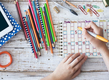 Back to School Series: Executive Functioning