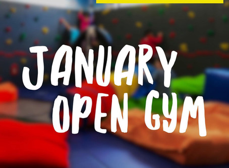 January Open Gym