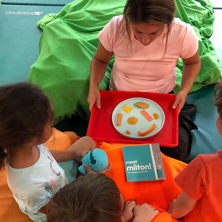 Little Food Explorers, Ages 3-5