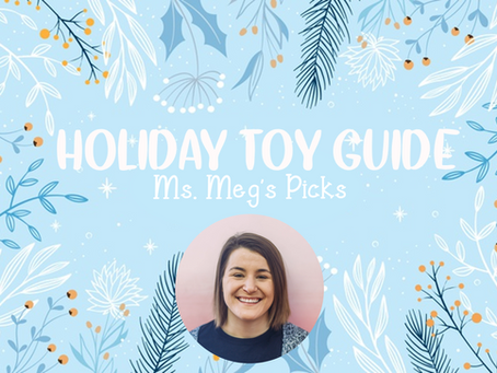 Holiday Toy Guide!