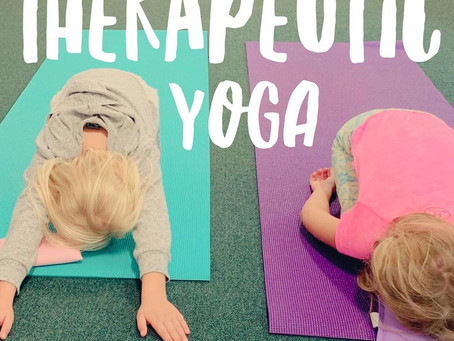 Group Spotlight: Therapeutic Kids Yoga!