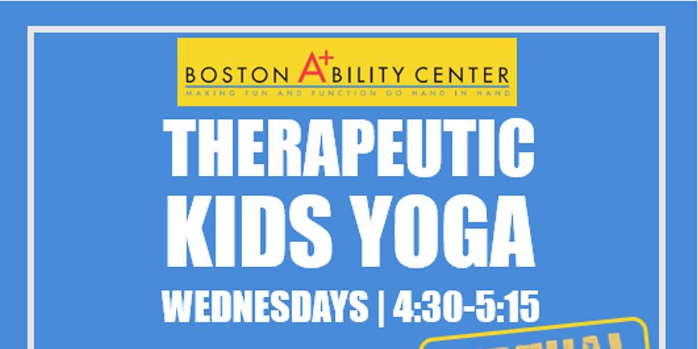 Virtual Therapeutic Kids Yoga: Session 2