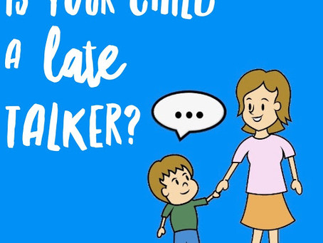 Late Talkers: When To Be Concerned And How Speech and Language Therapy Can Help