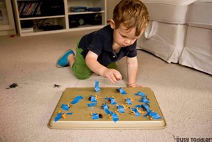 Fine Motor Fun for Infants and Toddlers
