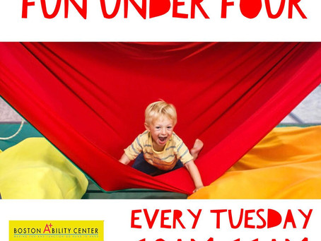 New Offering: Fun Under Four!