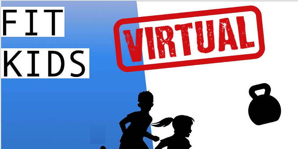 Winter Virtual Fit Kids: Session 3