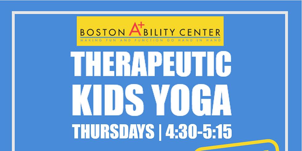 Virtual Therapeutic Kids Yoga: Session 9