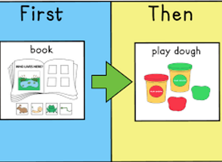 Back to School Series: Implementing Visual Schedules at Home