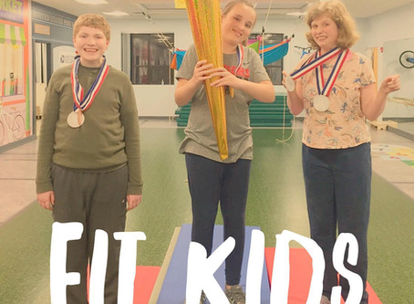 Group Spotlight: Fit Kids!