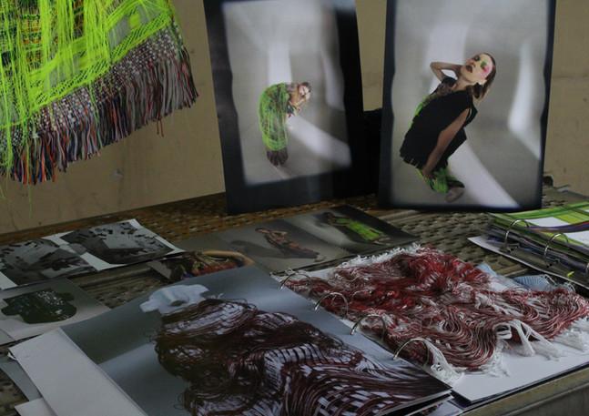 ARTIST: BERDINE DIJKSTRA  PHOTOGRAPHY: ANGELIKA CZUBASIEWICZ