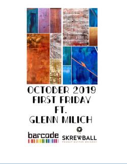 191004-01 - October 2019 First Friday Fl